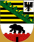 Coat of arms of Saxony-Anhalt